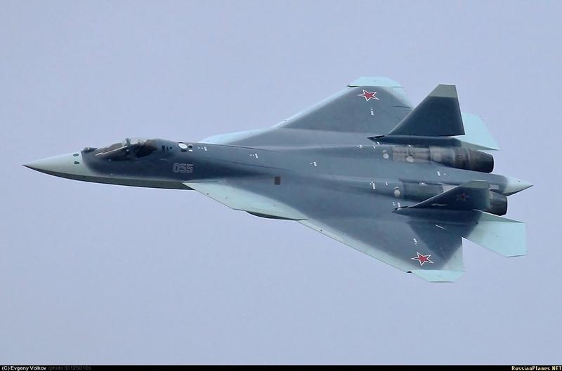 PAK-FA T-50-5